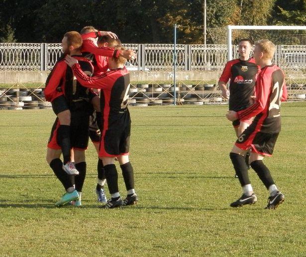 Фото: Любительская футбольная лига г.Барановичи
