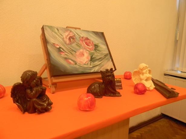 В Барановичах открылась сладкая выставка. Фото Ольги Широкоступ INTEX-PRESS