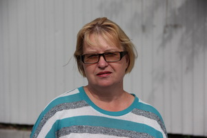 Алена, пенсіянерка