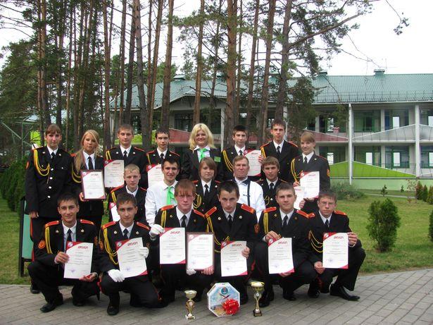 Фото из архива Брестского областного кадетского училища (Ястрембель)