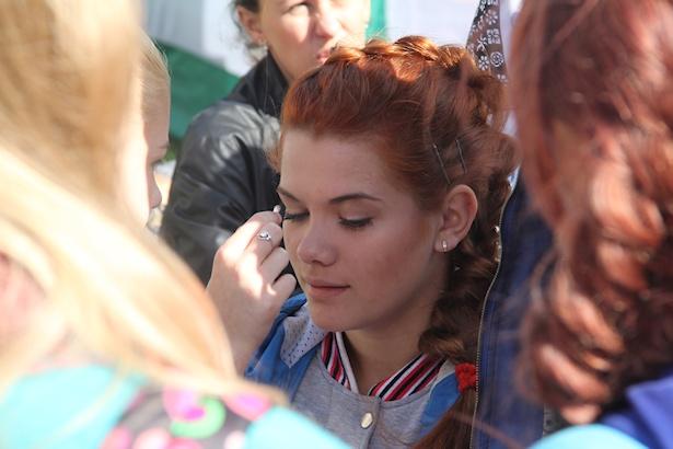 В кружке «Секреты красоты» научат азам макияжа