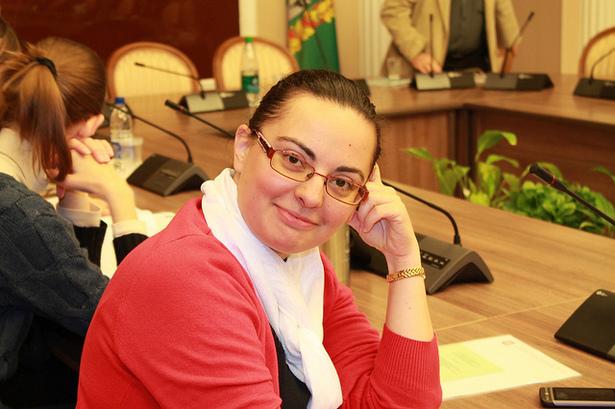 Аксана Бязлепкіна