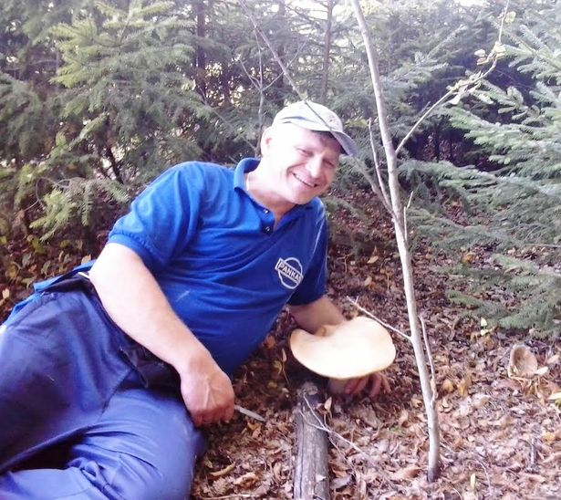 30 л закатанных грибов, много замороженных, один из боровиков весил 1,5 кг. Фото Алексей ЖДАНОВИЧ