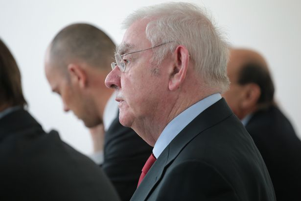 Глава делегации Совета директоров ЕБРР Шон Донлан. Фото: Дмитрий МАКАРЕВИЧ.