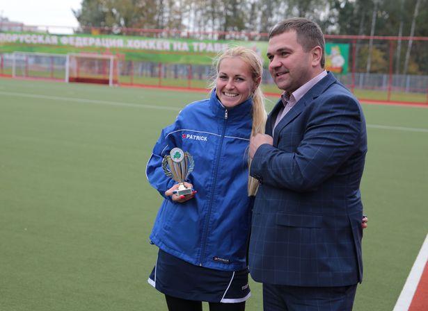 Лучшим игроком чемпионата была признана Кристина Попкова (ХК Минск)