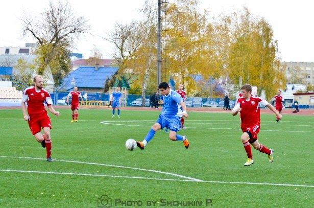 Фото со страницы официальной группы  ФК Жлобин ВКонтакте.