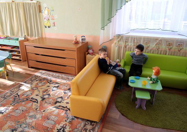 Сотрудники частного предприятия помогли создать уютный уголок для ребят.