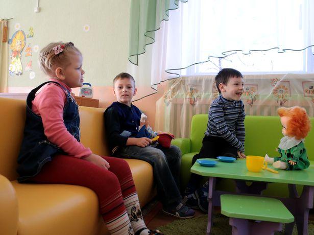 При изготовлении мебели были учтены размер и безопасность для детей.