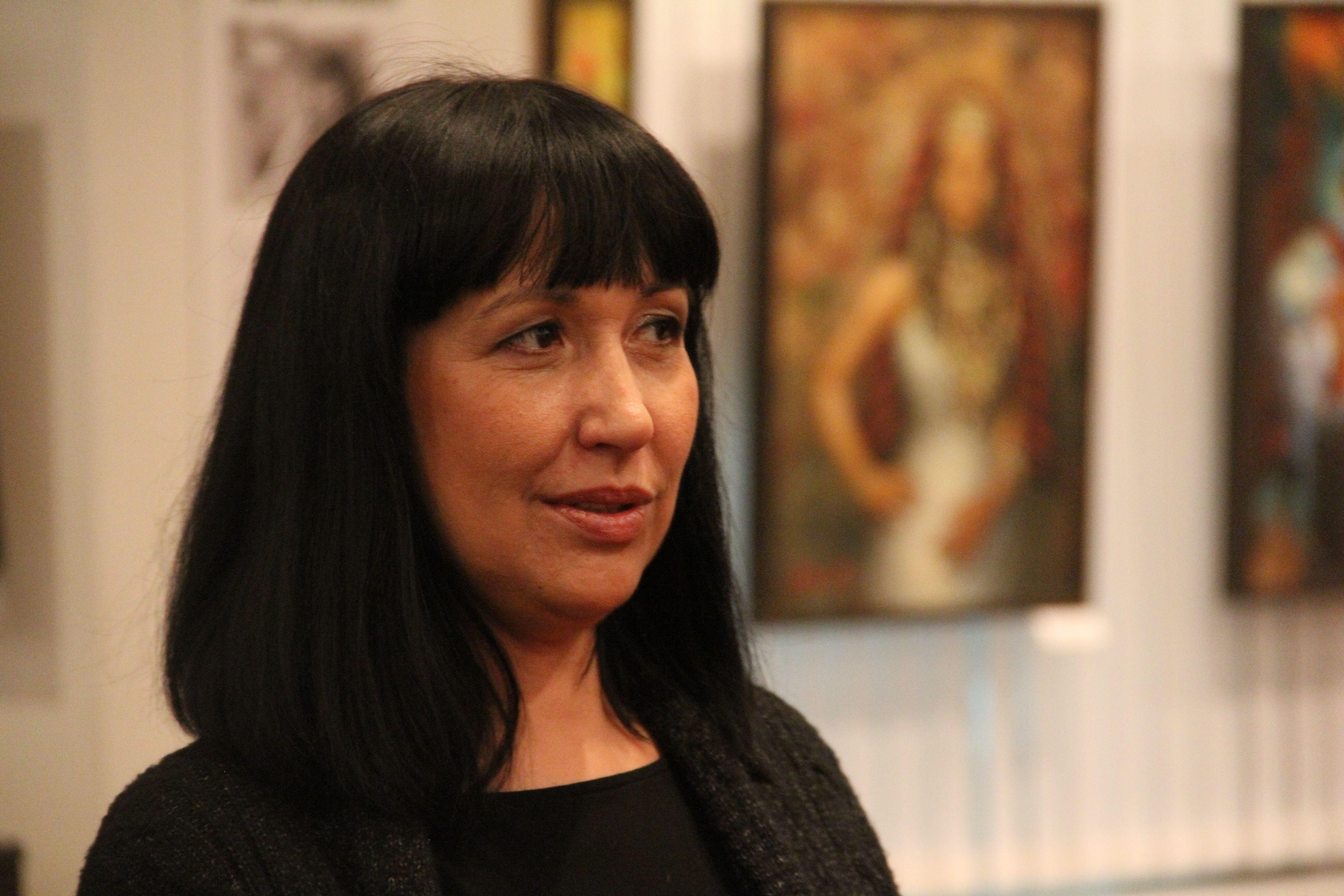 Ганна Зарніцкая