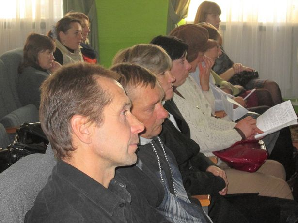 Участники конференции. Фото: Елена ЗЕЛЕНКО.