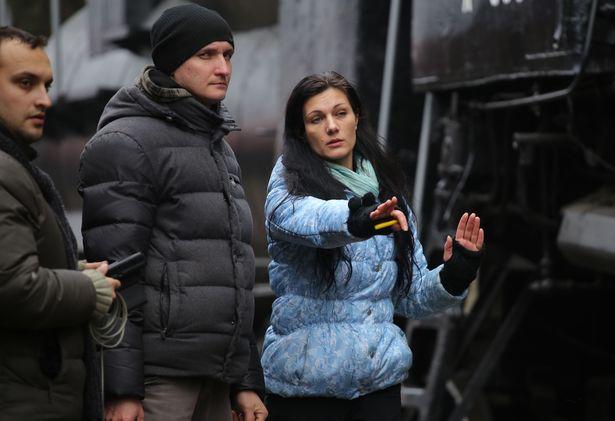 Режиссер фильма Анастасия Мирошниченко.