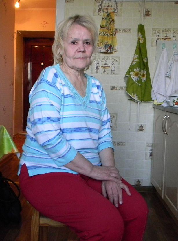 Елена, пережила геморрагический инсульт