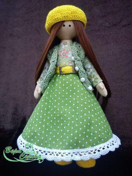 Кукла. Фото из архива автора.