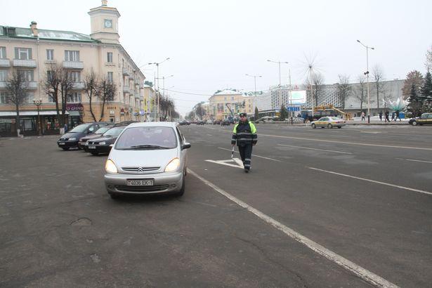 Акция «Белая ленточка» прошла в нашем городе 25 ноября