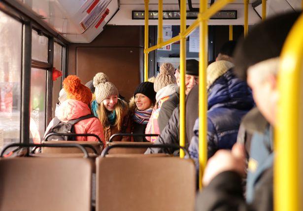 Пассажиры первого рейса