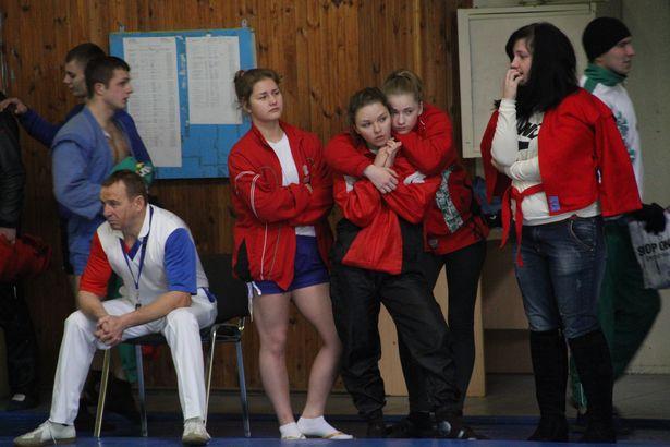 Чемпионат Брестской области по самбо и дзюдо среди мужчин и женщин проходит в Барановичах