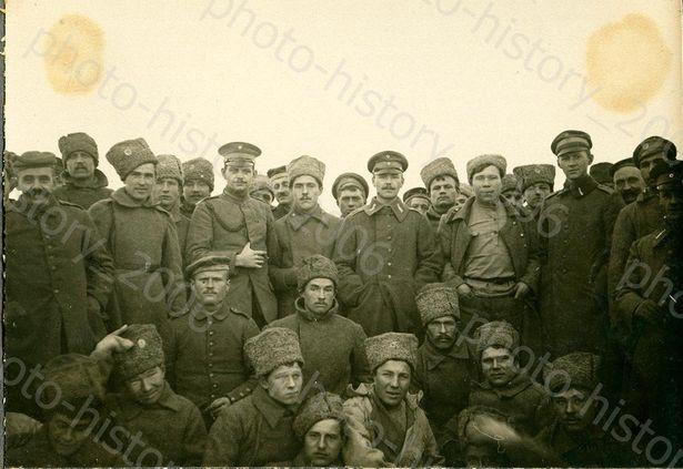 Братанне немцаў і рускіх пад Баранавічамі