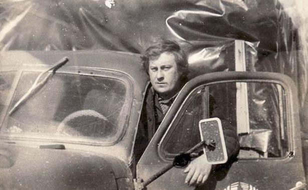 Адразу пасля службы ў войску Браніслаў Кузьміч працаваў у калгасе на ГАЗ-51.