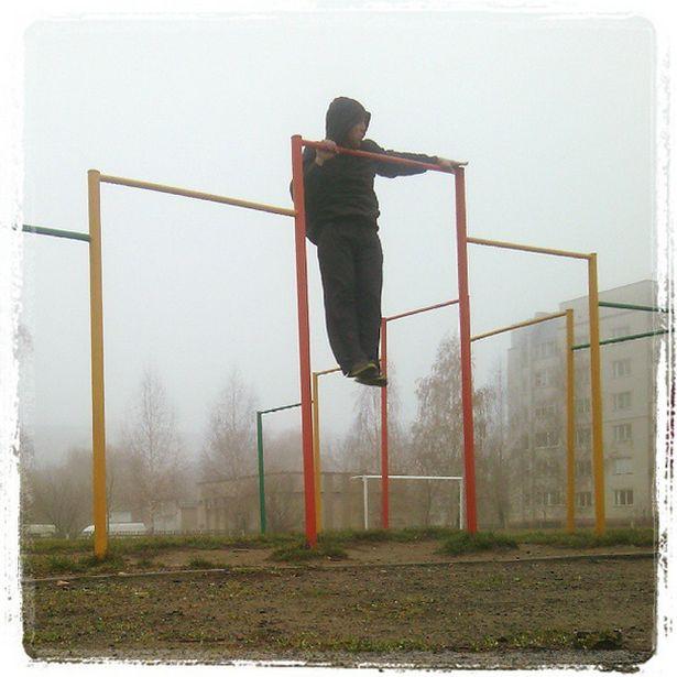 @vitali.urus Доброе туманное утро!