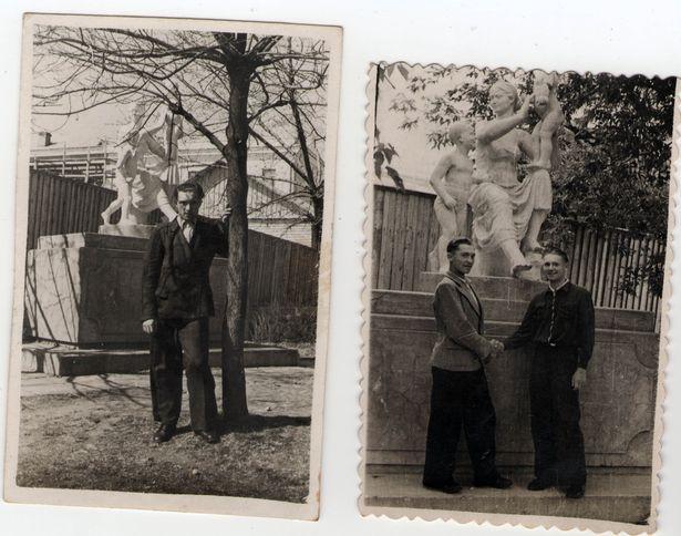 Баранавічы, канец 40-х – пачатак 50-х. Здымак з калекцыі Руслана РАВЯКІ