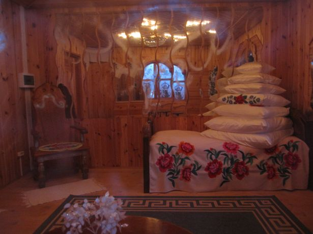 Комната Снегурочки. Фото: Ольга ШИРОКОСТУП