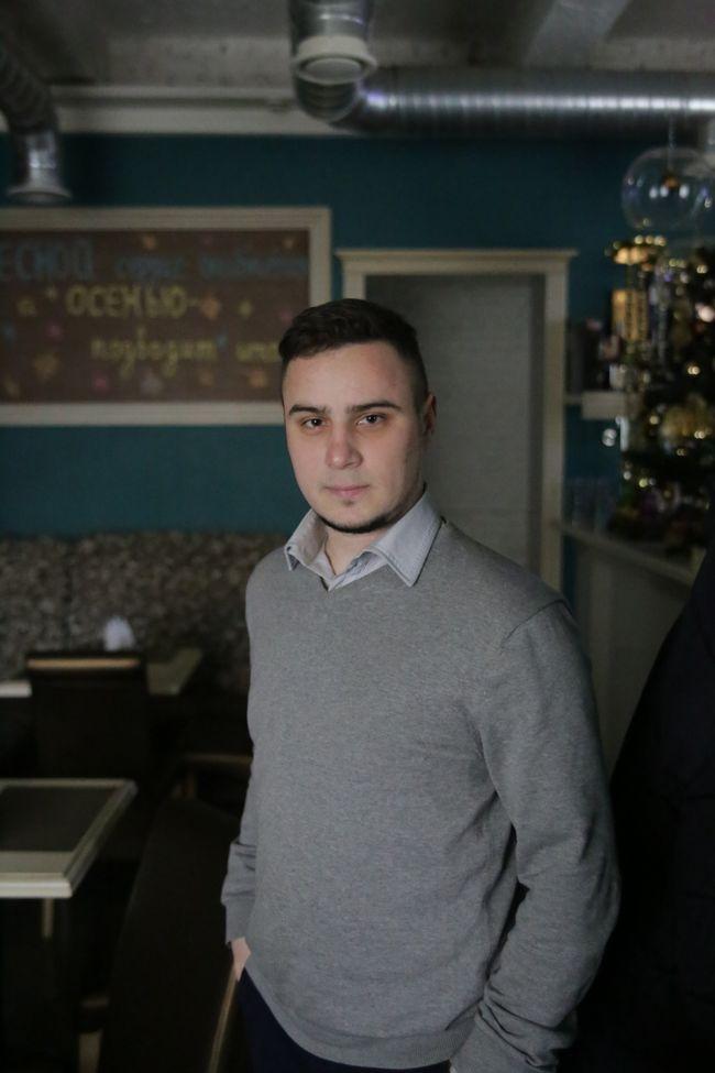 Александр Ломша, Web-дизайнер