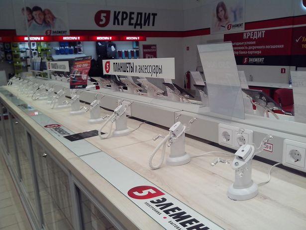 ФОТОФАКТ: Пустые полки в магазине бытовой электротехники в Барановичах
