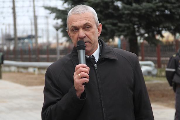Главный инженер Барановичского отделения БЖД. Фото: Александр ТРИПУТЬКО.