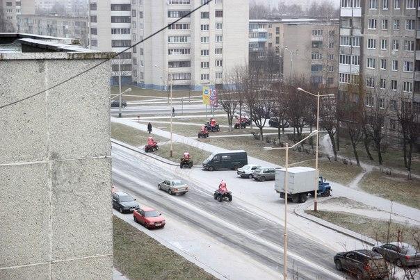 Фото Руслана Маречко, ВК Подслушано Барановичи