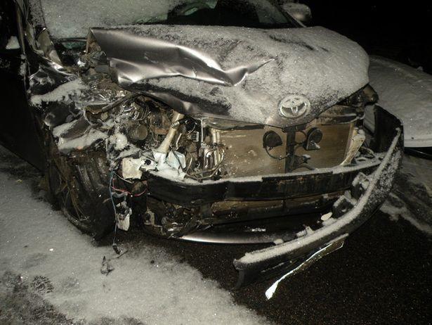 В ДТП пострадали 5 человек. Фото: ГАИ Брестской области