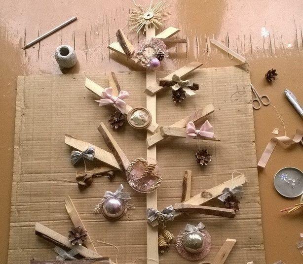 Творческий процесс. Фото из архива СШ №15.