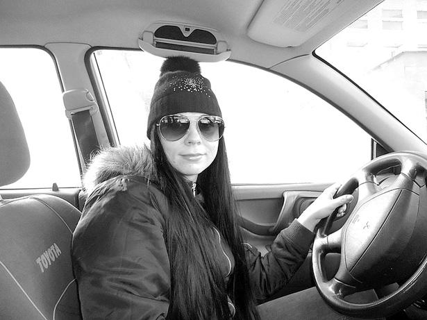 В борьбе за водительское удостоверение Наталья Захарчук намерена идти до конца.