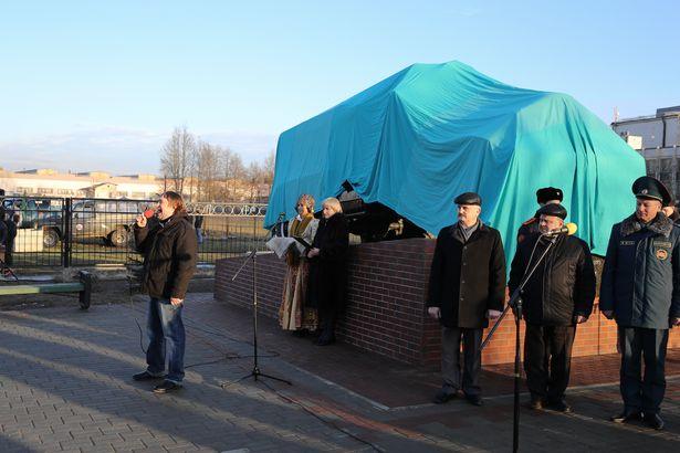 Выступление солиста оркестра Брестского областного УМЧС Александра Кривоносова