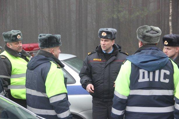 Семь сотрудников Барановичского РОВД приняли участие в спецоперации «Фильтр»