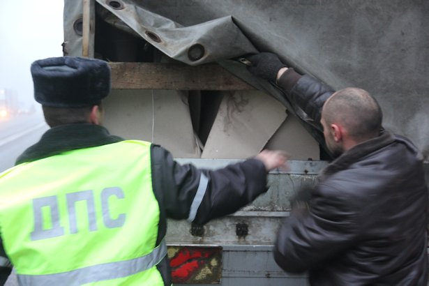 В Барановичском районе ГАИ провела спецоперацию «Фильтр»