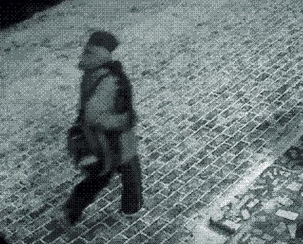 фото с камеры видеонаблюдения, предоставлено Барановичским ГОВД