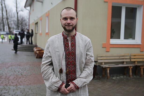 Андрей Тяпин, один из организаторов фестиваля.