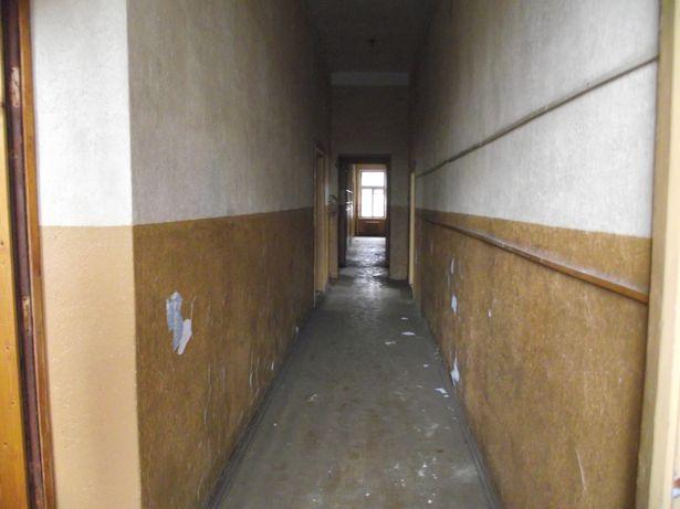Коридоры здания бывшего акцизного управления 1902 г. постройки. Фото со страницы пользователя соцсетей под ником Кислотный ожог.