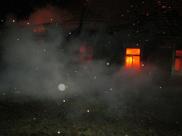 В деревне Важгинты на пожаре погиб мужчина
