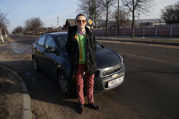Герман Карпович, студент, индивидуальный предприниматель
