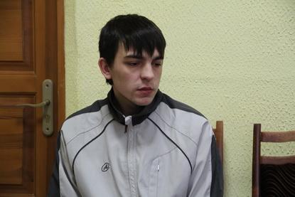Инструктор по спорту Кирилл Рапина