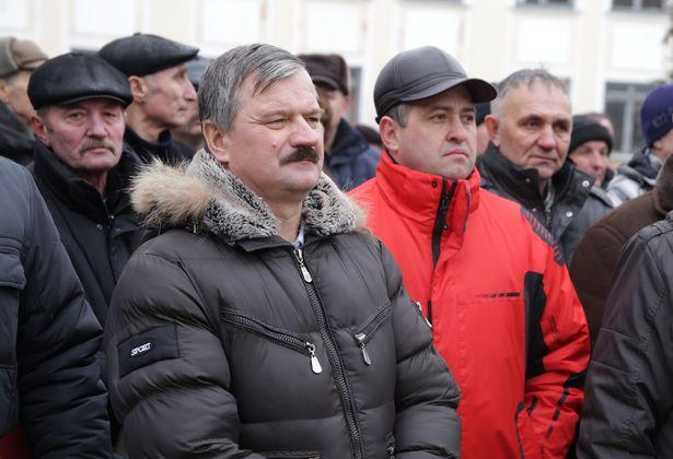 День вывода Советских войск из Афганистана в Барановичах.