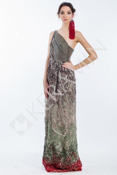 Платье Екатерины Занько. Фото из архива автора.