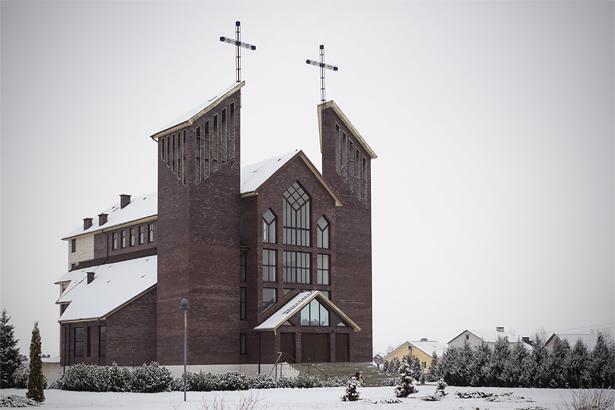 Костел святого Зигмунта. Фото: Юрий ПИВОВАРЧИК