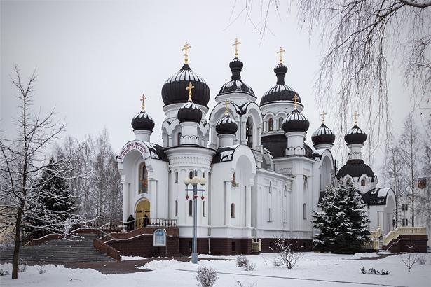 Храм Святых Жен-Мироносиц. Фото: Юрий ПИВОВАРЧИК