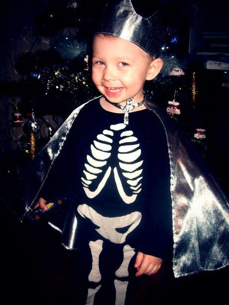 Маскарадный костюм Кащея Бессмертного.  Фото из архива автора.