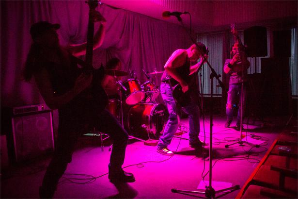 Выступление Punkrot