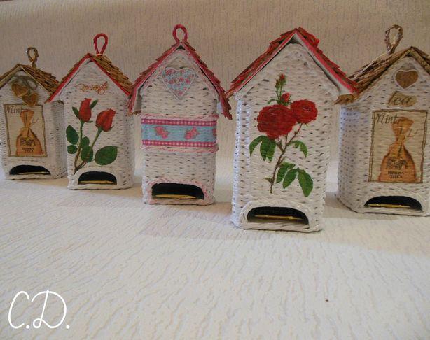 Чайные домики Светланы Дедович. Фото из архива автора.