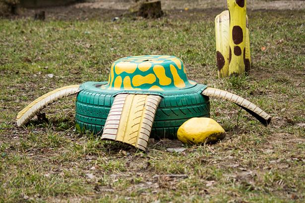 Покатай меня, большая черепаха. Фото: Юрий ПИВОВАРЧИК