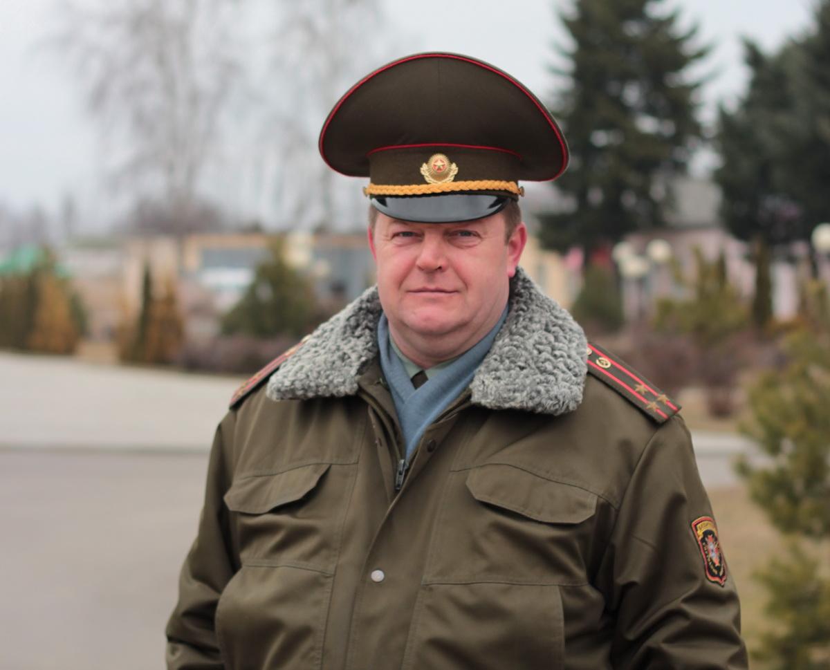 Александр Володько. фото: Юрий ПИВОВАРЧИК
